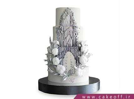 کیک عقد و عروسی سمن سیما | کیک آف