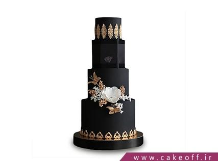 جدید ترین کیک های عروسی - کیک عروسی ساتیا | کیک آف