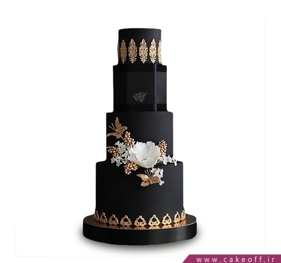 جدید ترین کیک های عروسی - کیک عروسی ساتیا   کیک آف