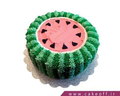 کیک شب یلدا - کیک صدای پای یلدا | کیک آف