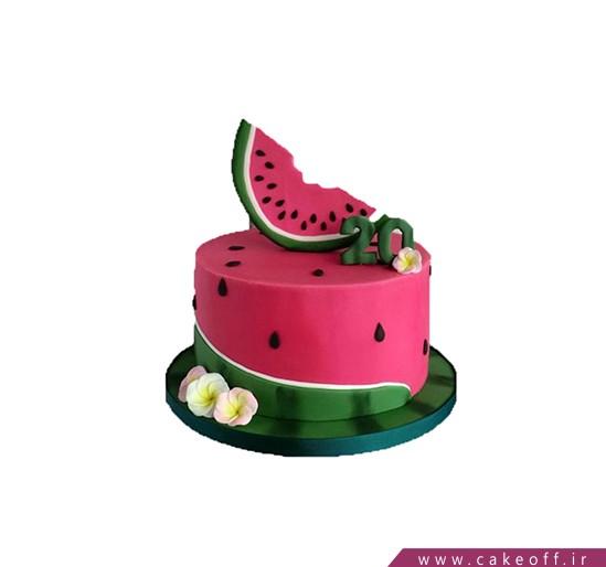 کیک شب یلدای عاشقی