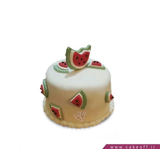 کیک شب یلدا و خاطره بازی