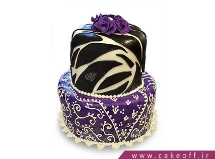 سفارش اینترنتی کیک - کیک زبرا 1 | کیک آف