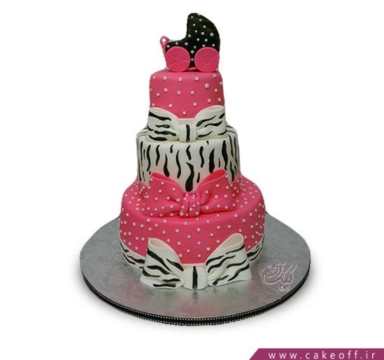کیک زبرا 11